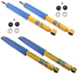 NEW BILSTEIN FRONT & REAR SHOCKS FOR 05-13 FORD F-250