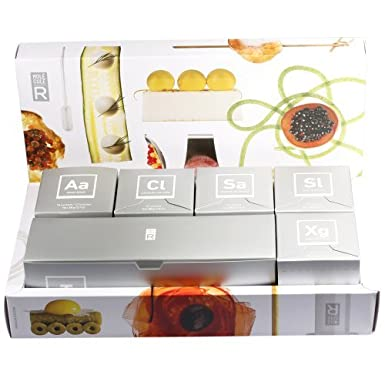 Cuisine R-Evolution Molecular Gastronomy Kit: Amazon.co.uk: Grocery