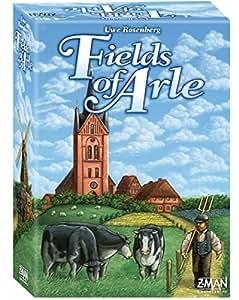 Fields of Arle Board Game