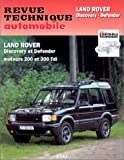 Image de Land Rover discovery-defender, moteur 200 et 300 TDI