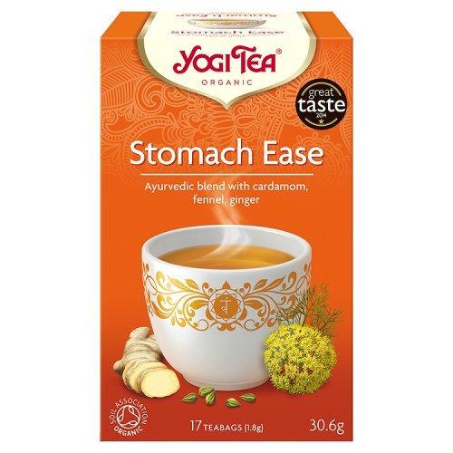 Yogi Tea - Stomach Ease - 30.6g: Amazon.es: Alimentación y ...