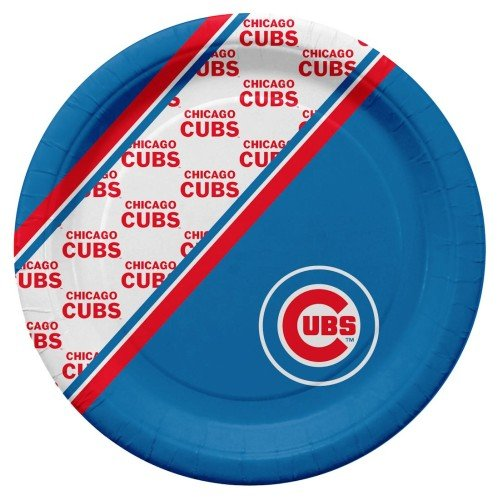 chicago-cubs-disposable-paper-plates