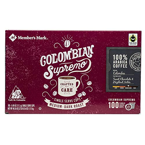Member's Mark Colombian Supremo Coffee, 40.56 Ounce (Members Mark)