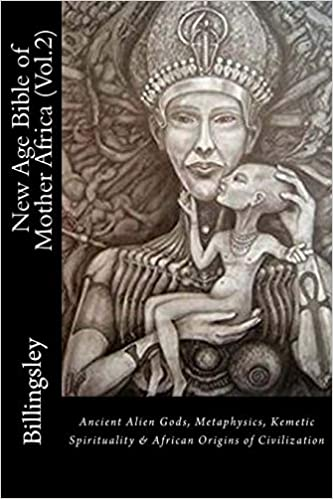 Amazon com: New Age Bible of Mother Africa (Vol 2): Black