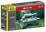 Heller - 81137 - Construction Et Maquettes - Amx 30/105 - Echelle 1/35ème