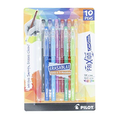 (PIL32456 - FriXion ColorSticks Erasable Gel Ink Pen)