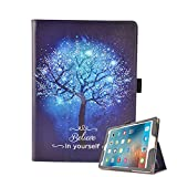 ipad air model number - iPad 9.7 Inch 2017/iPad Air 2/iPad Air Case – UrSpeedtekLive Premium PU Leather Folio Stand Smart Case Cover w/Auto Wake/Sleep for Apple iPad 2017 Model, iPad Air 1 2,Believe in yourself