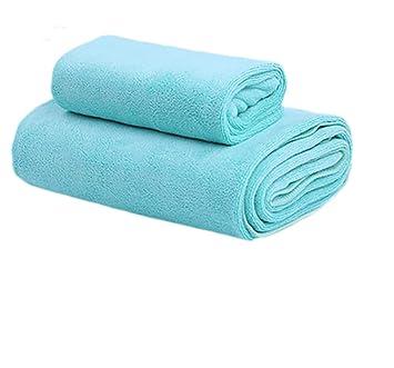 LHFFCt Toallas de baño extragrandes y Gruesas, Muy Suaves, Muy absorbentes, Ideales para