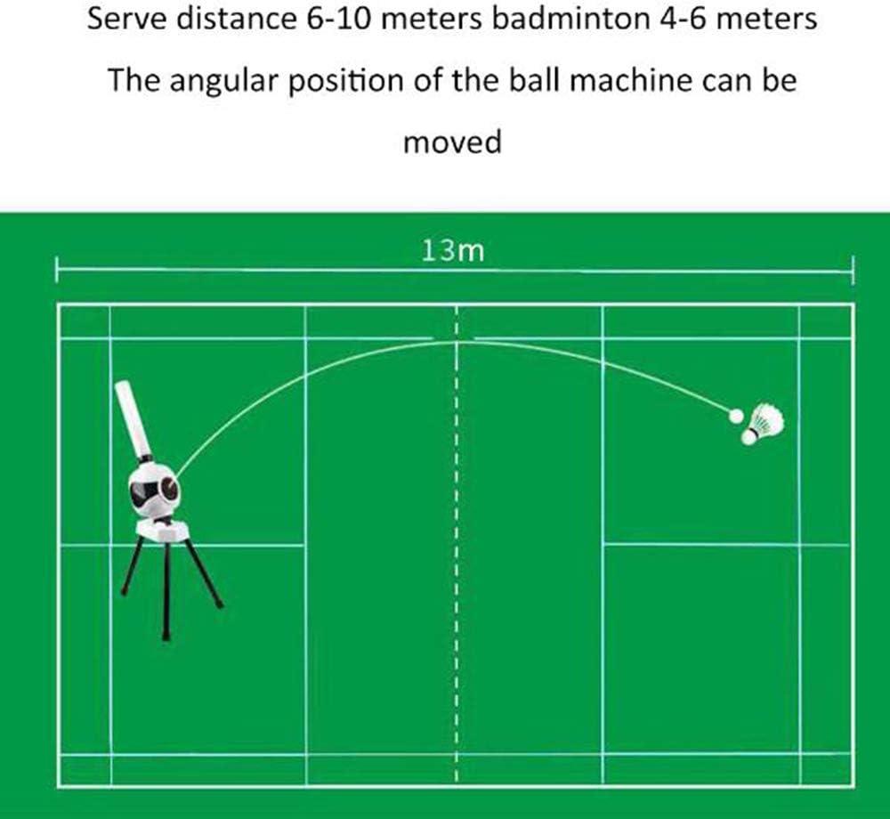 Anf/änger Badminton automatische Starten Roboter-Sets LYN/&xxx Badminton Ausr/üstung geeignet f/ür Jugendliche