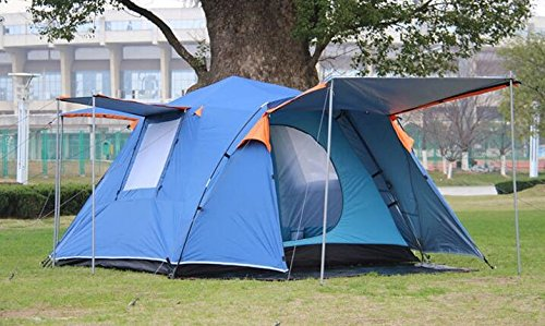 Automatisches Zelt 3-4 Personen mehr als doppelt Zelt outdoor regen Ausr¨¹stung