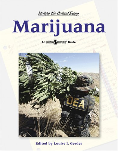 Download Marijuana (Writing the Critical Essay) ebook