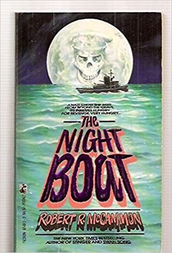 Book The Night Boat