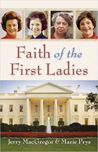 Book Faith of the First Ladies