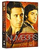 [DVD]ナンバーズ 天才数学者の事件ファイル シーズン3 コンプリートDVD-BOX Part 1