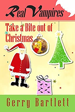 book cover of Real Vampires Take a Bite out of Christmas