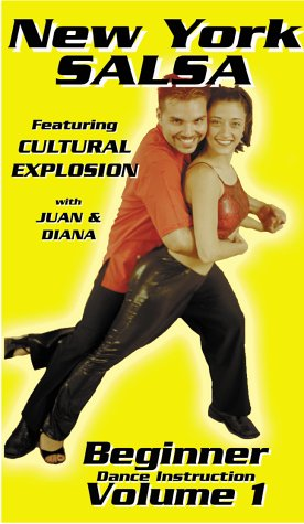 salsa dance volume 1 - 5