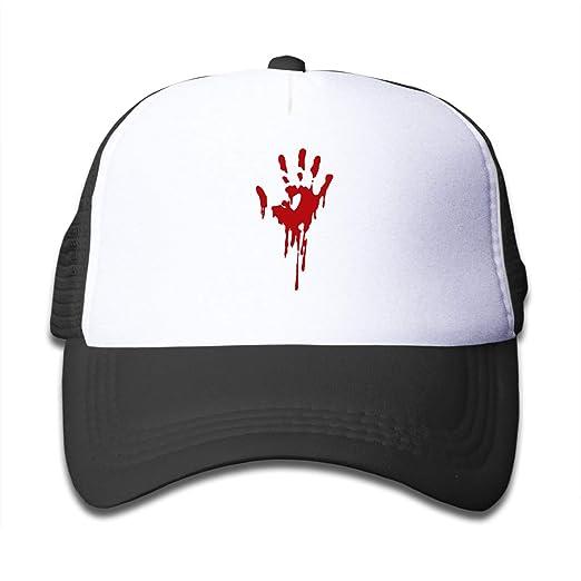 1ae4be851ab5e EANTE Kids Baseball Caps-Hand Horror Trucker Hats for Boys Girls ...