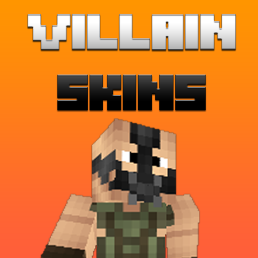 Pocket Pc Multiplayer - Supervillain Skins For Minecraft Pro - Multiplayer Skin Textures To Change Your Gamer Minecraft Skins