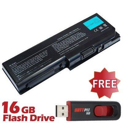 Battpit Recambio de Bateria para Ordenador Portátil Toshiba Satellite L355D-S7813 (4400 mah) Con memoria USB de 16GB GRATUITA: Amazon.es: Electrónica