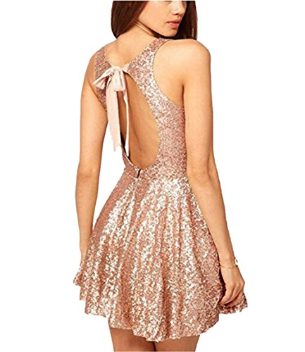 of Damen the Kleid Leader Gold Beauty Rose BdtRBfq