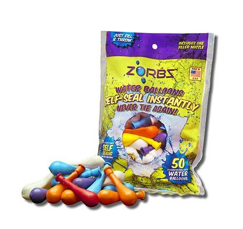 zorbz self sealing water balloons - 6