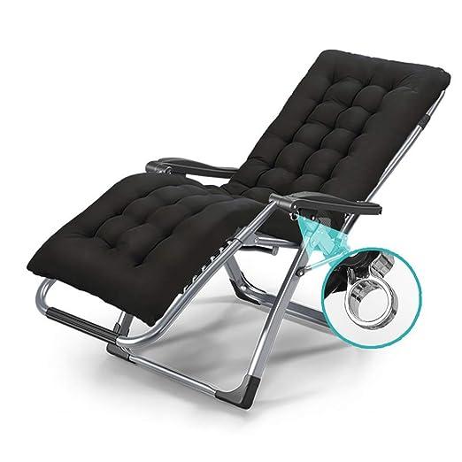 Sillones reclinables Plegables portátiles, Silla de salón de ...