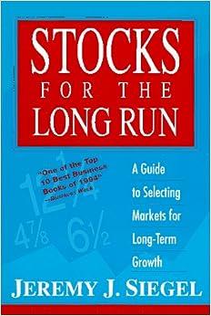 Descarga gratuita Stocks For The Long Run: A Guide To Selecting Markets For Long-term Growth Epub