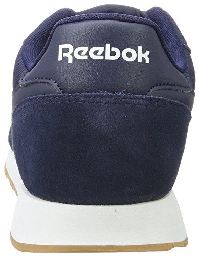 Uomo Reebok Scarpe Gum White Blu Bs7972 da Fitness Navy Collegiate rqIwZqpx