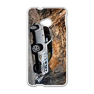 Nissan Xtrail HTC One M7 Cell Phone Case White as a gift T5581121