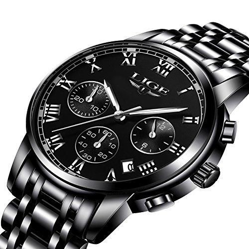 51Q1VTXQRyL - Hot New Men's Watches Releases
