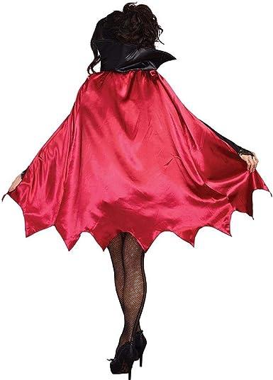 LNC-QQNY Lenceria Sexy Caperucita Roja Disfraz Demonio de ...