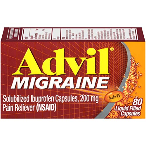 ADVIL MIGRAINE GC 200MG 80 (Original Version)