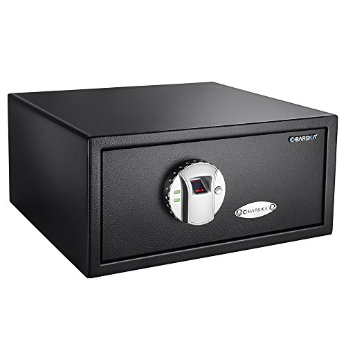 BARSKA Biometric Safe (Barska Quick Access Biometric Rifle Safe Review)