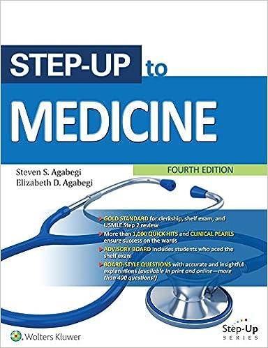 Amazon com: Step-Up to Medicine (Step-Up Series) eBook