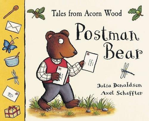 Download Postman Bear (Tales from Acorn Wood) pdf epub