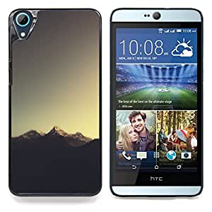 Stuss Case / Funda Carcasa protectora - Sugerencia Montaña - HTC Desire 826