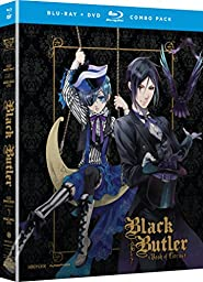 Black Butler: Book of Circus - Season Three (Blu-ray/DVD Combo)