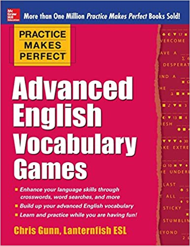Amazon.com: Practice Makes Perfect Advanced English Vocabulary ...