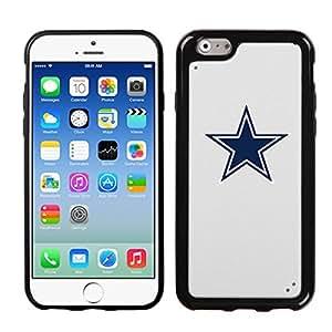 iPhone 6 [ 4.7 INCH ] White Black King Case Dallas Cowboys