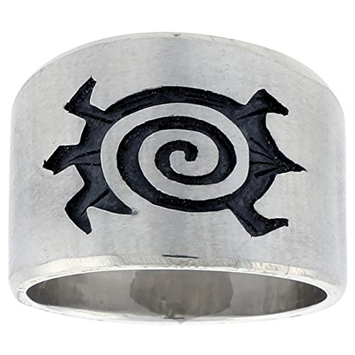 Sterling Silver Native American Design