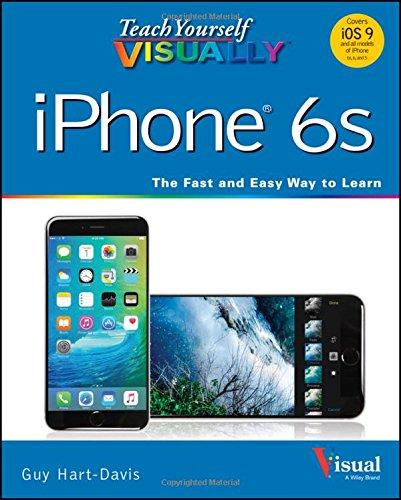 Teach Yourself Visually iPhone 6s