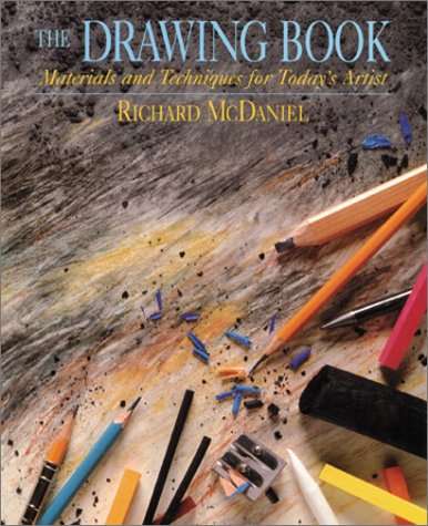 the drawing book materials and techniques for todays artist watson guptill materials and techniques richard mcdaniel 9780823013937 amazoncom books - Drawing Book Pictures