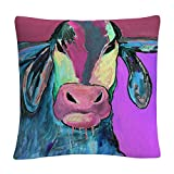 Trademark Fine Art Color Series Bull Drool 2' Animals Pets Painting Bold by Pat Saunders-White,