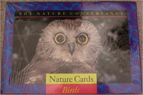NATURE CONSERV CARDS BIRDS PA