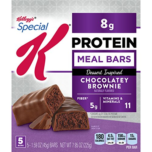 Kellogg's Special K Protein Bars - Chocolate Brownie - 7.95 oz.