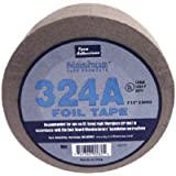 Red Color 2.2mm Thick 0.5 x 72 yds CS Hyde Metalized Mylar Tape with Acrylic Adhesive