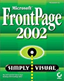 Microsoft FrontPage 2002 Simply Visual, Perspection, 0782140076