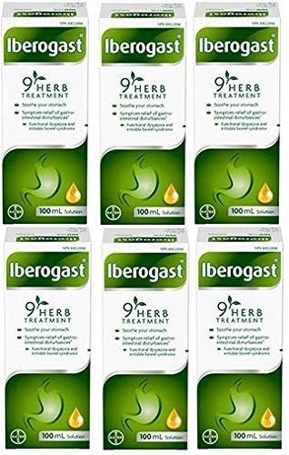 Iberogast 100mL (6 Bottles)