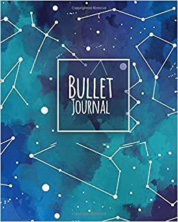 Bullet Journal 150 Pages Dotted Grid Paper 8x10 Large Notebook