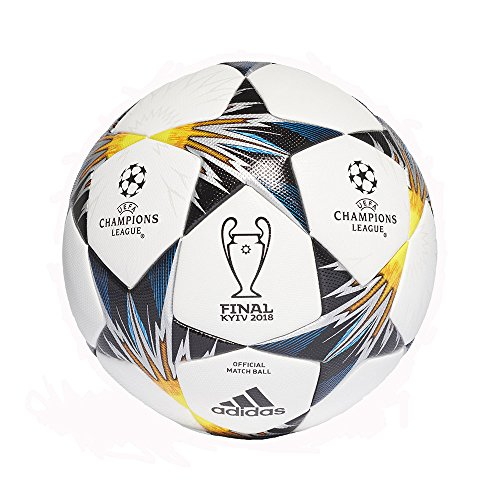ADIDAS KIEV CHAMPIONS LEAGUE FINALE GAME BALL SIZE 5